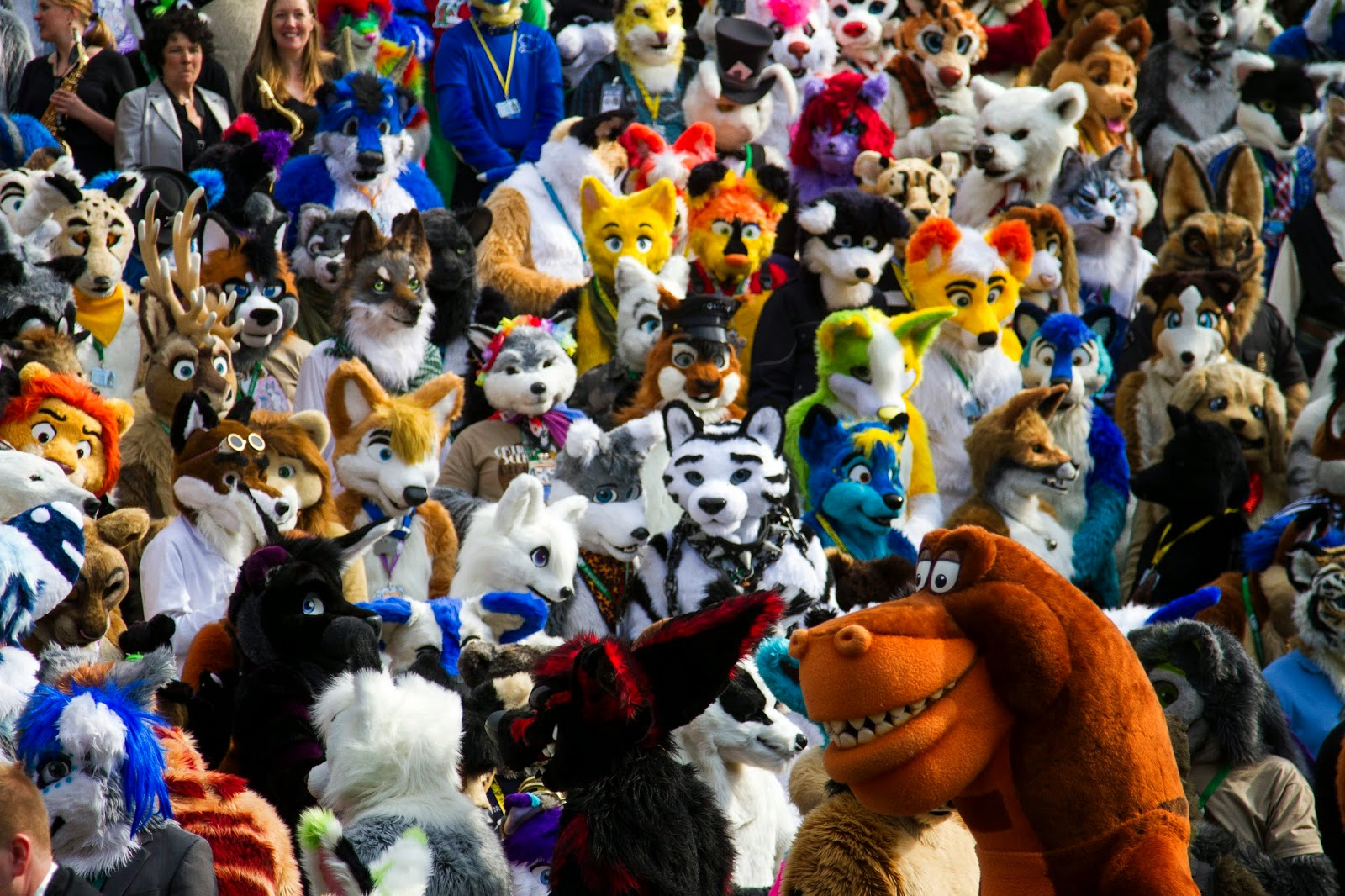 Furry Convention 2014: HD Pictutres