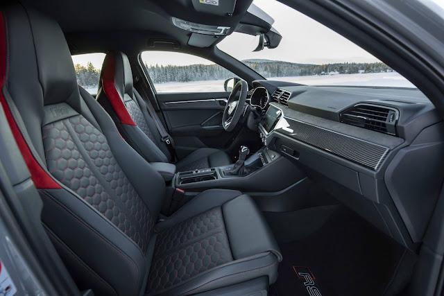 Audi RS Q3 e RS Q3 Sportback 2021