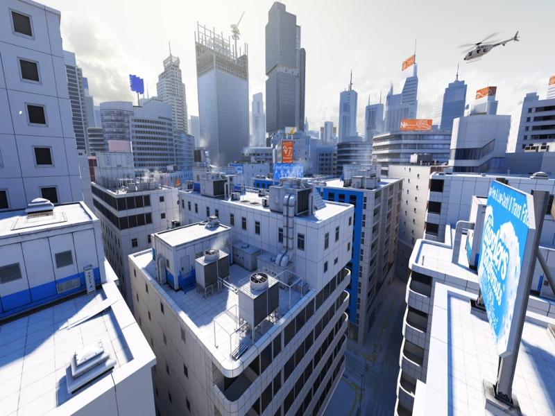 Download Mirrors Edge Free Full Game For PC