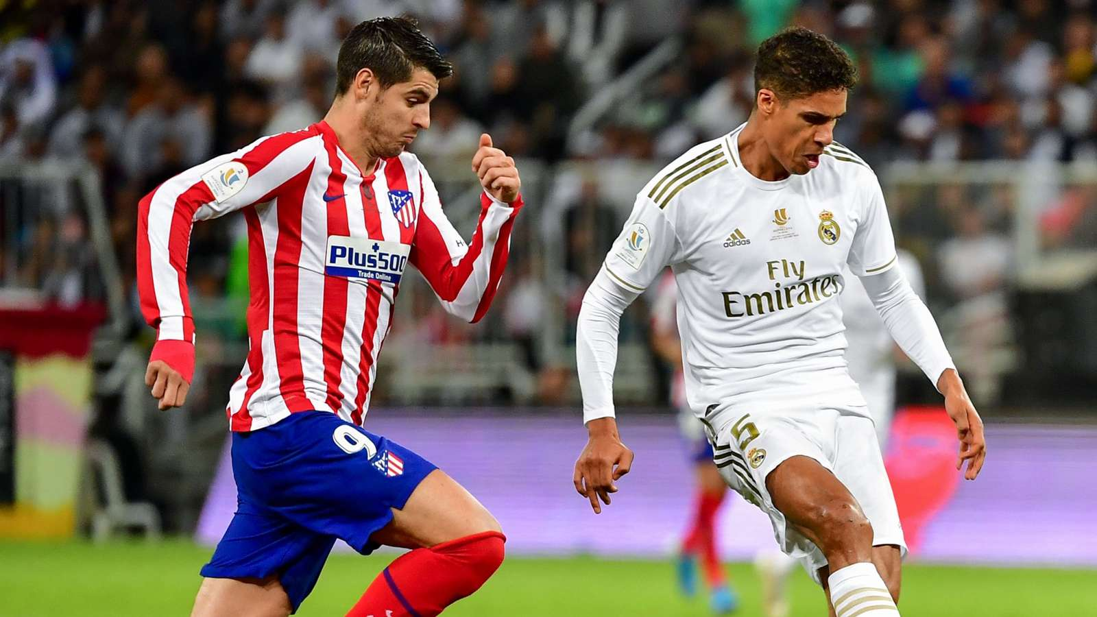 Real Madrid is the champion of the Spanish Super Cup for the 11th time at the expense of Atletico