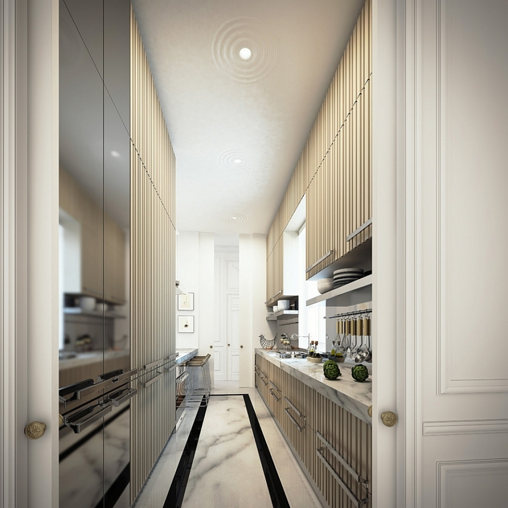 best narrow kitchen ideas kitchen narrow kitchen design fashionable design modesty