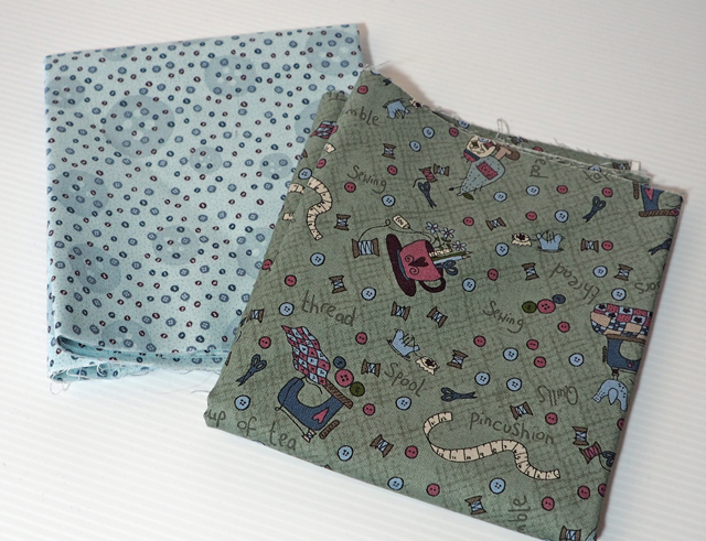 Needles and Pins, by Lynette Anderson for RJR Fabrics
