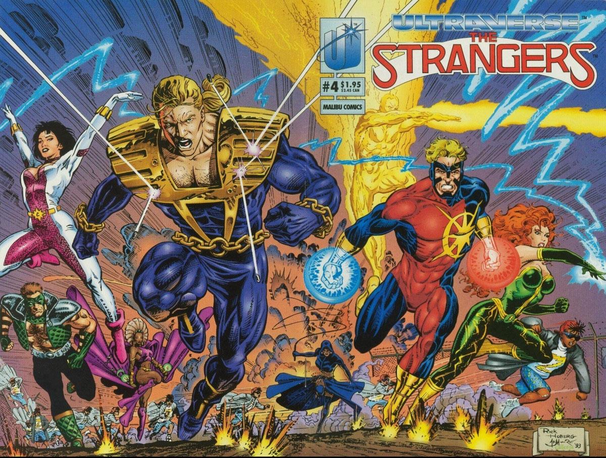 The Strangers 4 Ultraverse