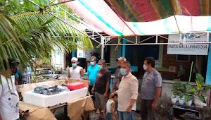 ANTRA Sulut Salurkan Bantun Alat Tangkap Ikan Untuk Nelayan Tradisional