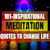 101+ Best Inspirational Quotes on Meditation with Images 2020 | Quote Says