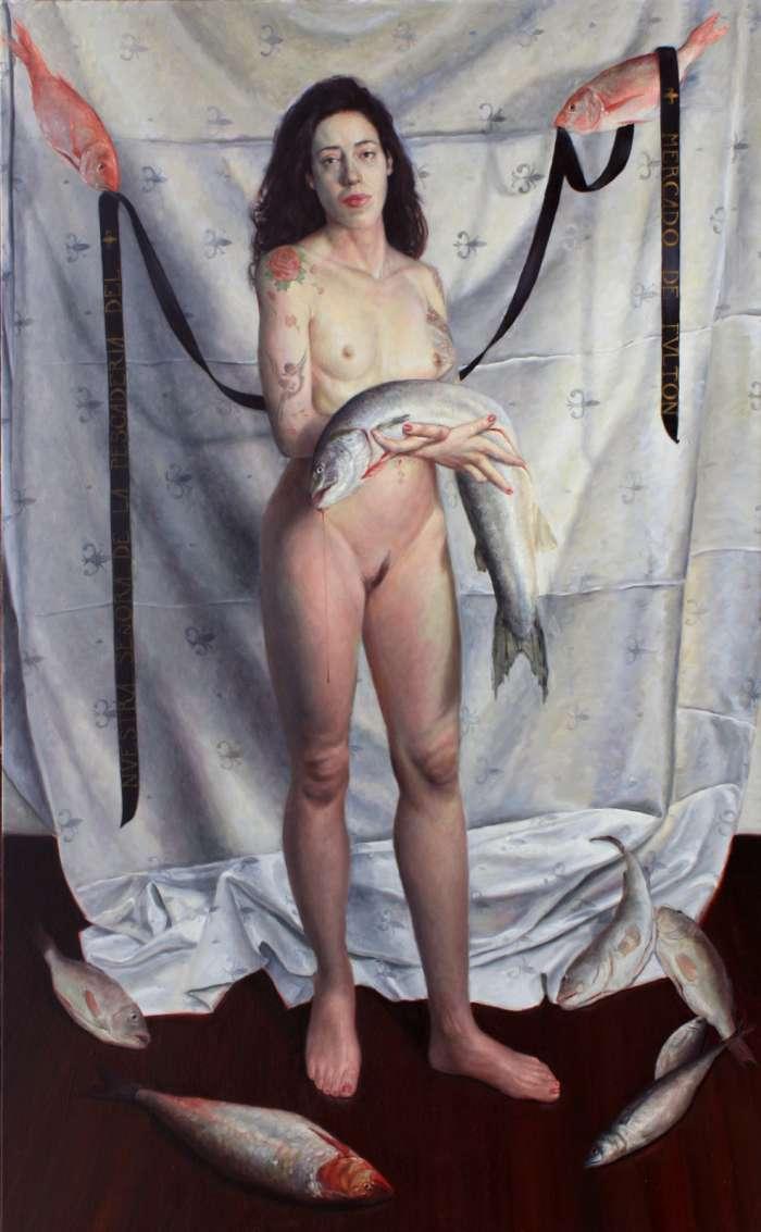 В стиле реализм. David Pettibone