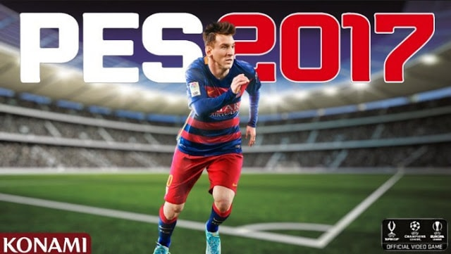 PES 2017 Pro Evolution Soccer Apk + Data File Images