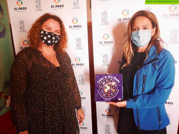 El Ayuntamiento de El Paso lucha contra la Xenofobia con el Encuentro Escolar 'Cuentos de Otros mundos', de la escritora Julieta Martín Fuentes