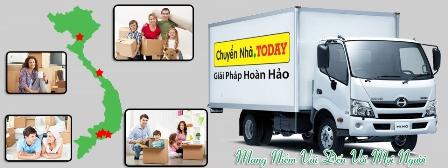 Dịch vụ chuyển nhà trọn gói quận Bình Tân TODAY