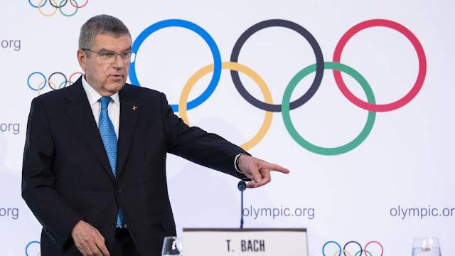 DEPORTES: Los juegos olímpicos Tokio 2020 hasta ahora no están suspendidos por medidas del CORONAVIRUS