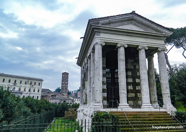 Templo de Portuno, Roma