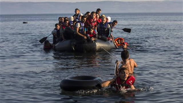 Αλεξανδρούπολη: Εντοπισμός και διάσωση 22 μεταναστών