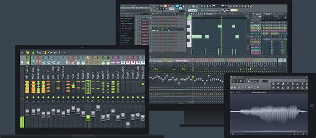 تحميل برنامج FL Studio 12  فروتي لوبس اخر اصدار كامل ومجانى