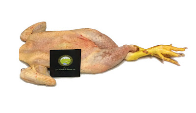 pollastre farcit - pollastre desossat desosat