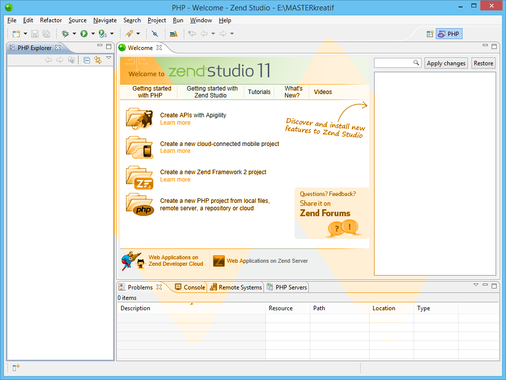 Zend Studio 11.0 Full Crack Keygen