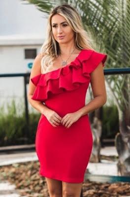 Vitrine outlet moda feminina