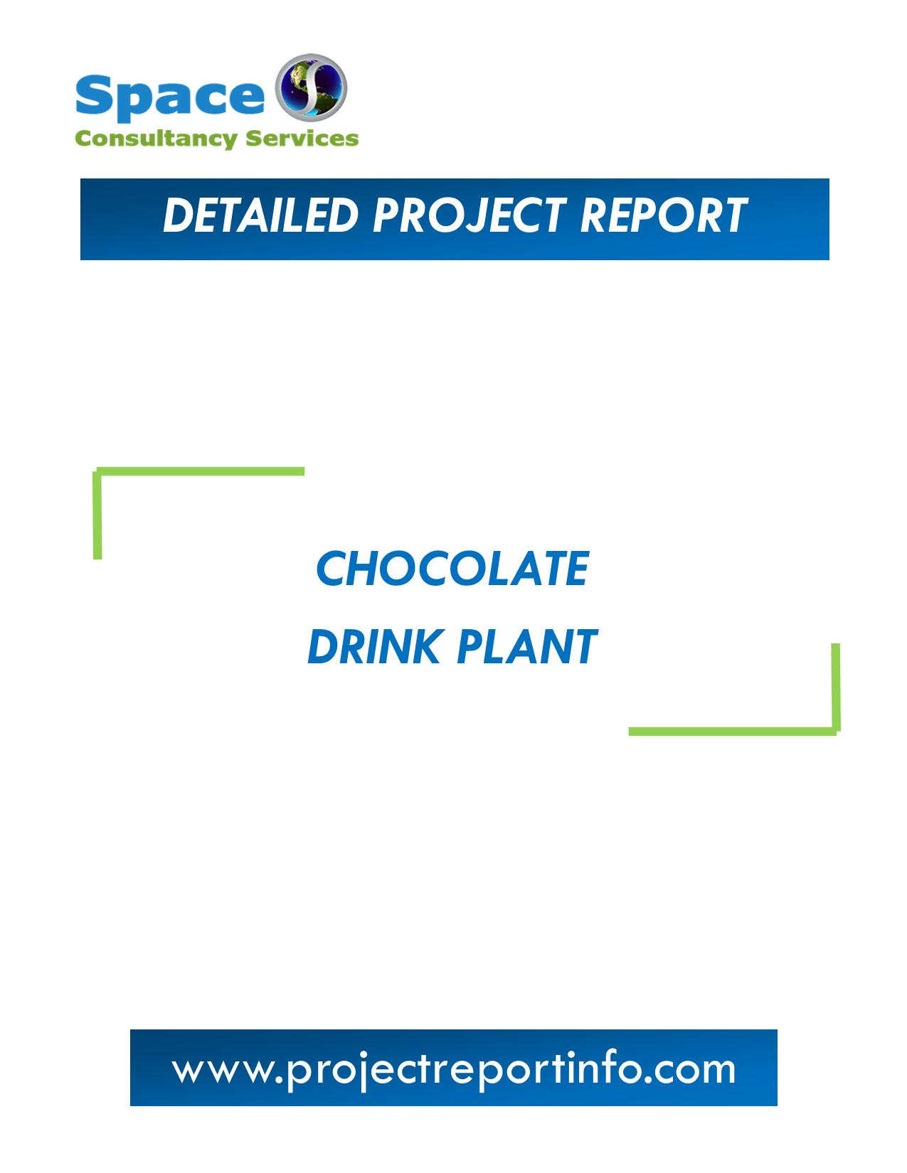 Project Report on Chocolate Drink Plant
