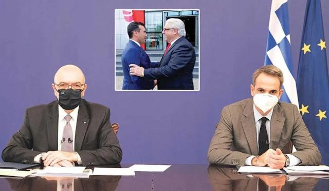 Οι «Γερμανοί» επενδυτές του Μητσοτάκη είναι… Αλβανοί των Σκοπίων!