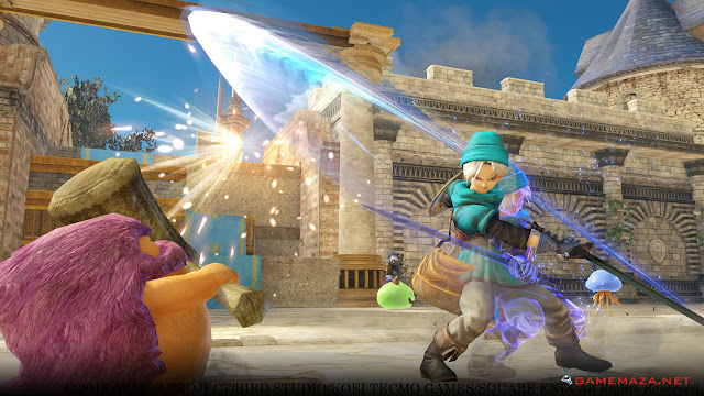 Dragon Quest Heroes Gameplay Screenshot 3