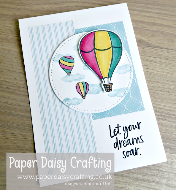 Above the Clouds Stampin' Up!