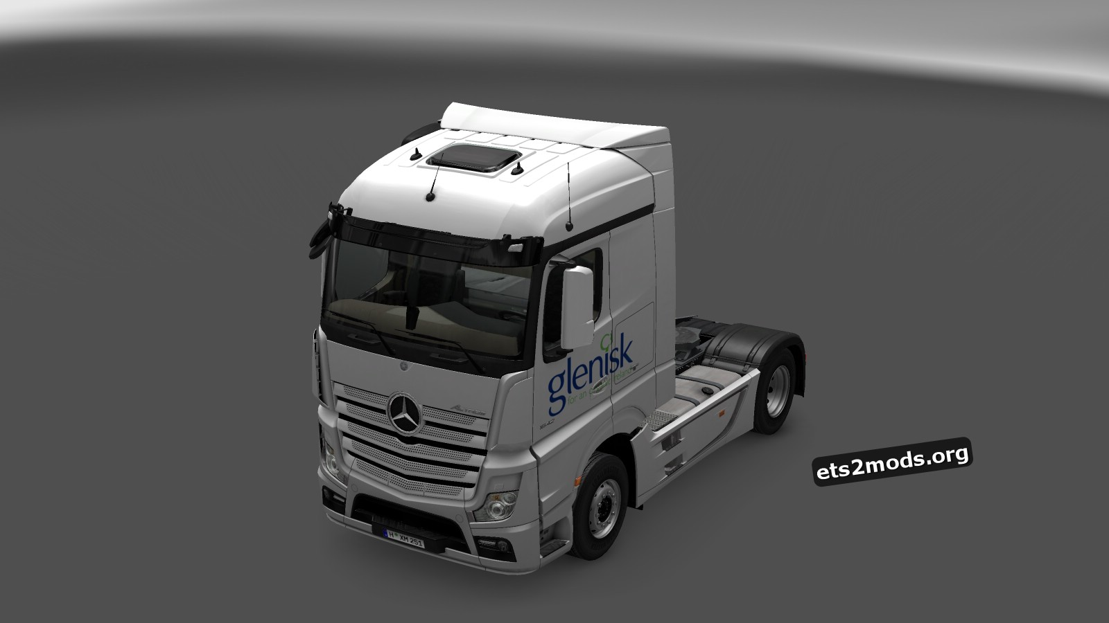 Glenisk Skin for Mercedes MP4