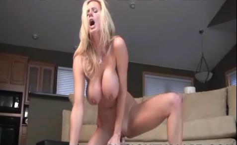 Naughty allie orgasm