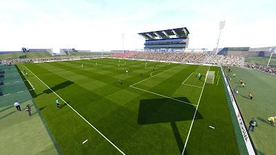 PES 2021 Campbelltown Stadium
