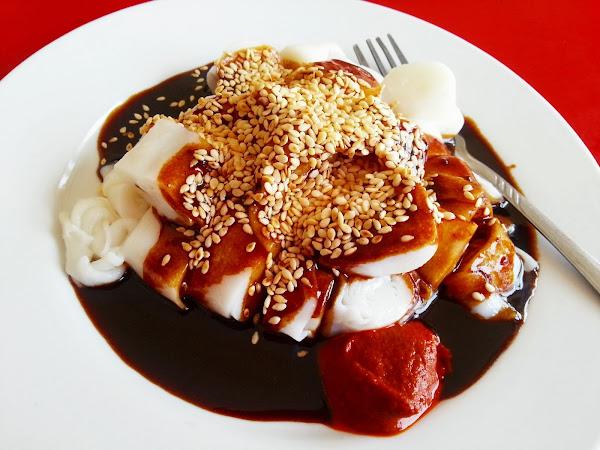 Xiang Yun Vegetarian Hut 香云素食坊 @ Komplex Bukit Jambul, Penang
