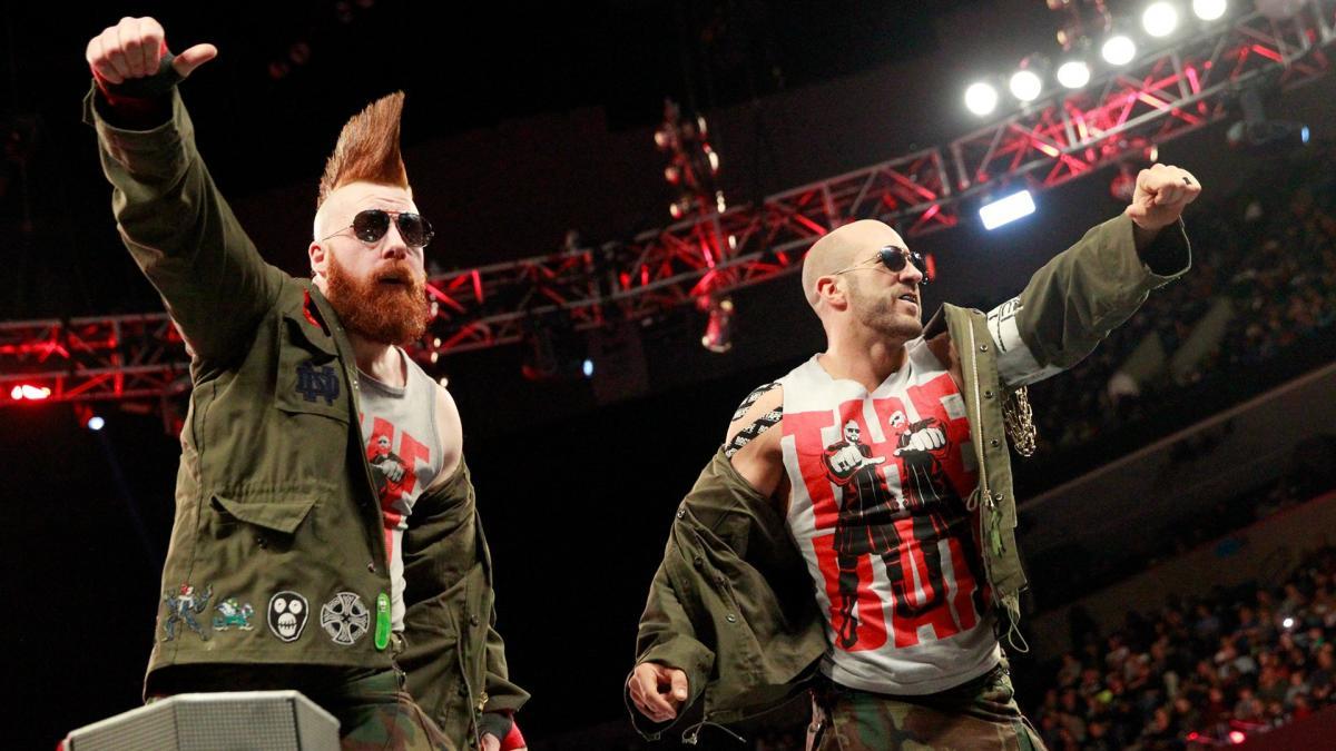 Sheamus teria saído da WWE se não fosse por Cesaro