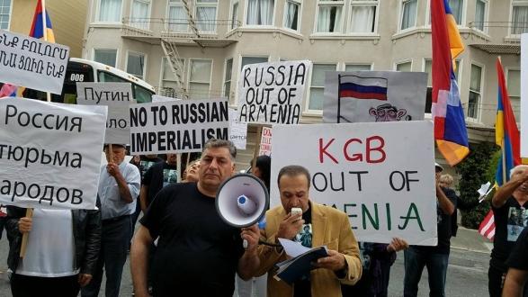 Карабахский конфликт - продукт мировой армянской диаспоры и западных спецслужб