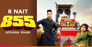 855 Lyrics - R Nait & Afsana Khan