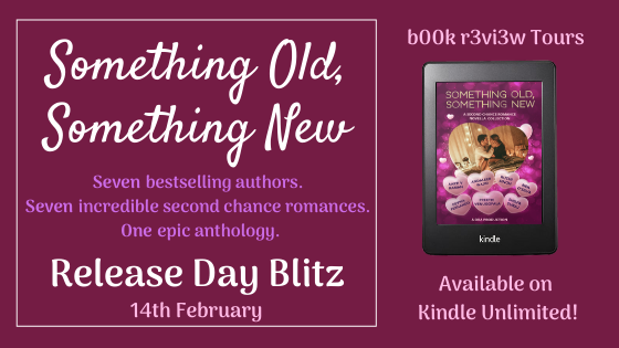 #BookBlitz, #Giveaway: Something Old, Something New ~ Seven bestselling authors, Seven second-chance Romances in One Anthology