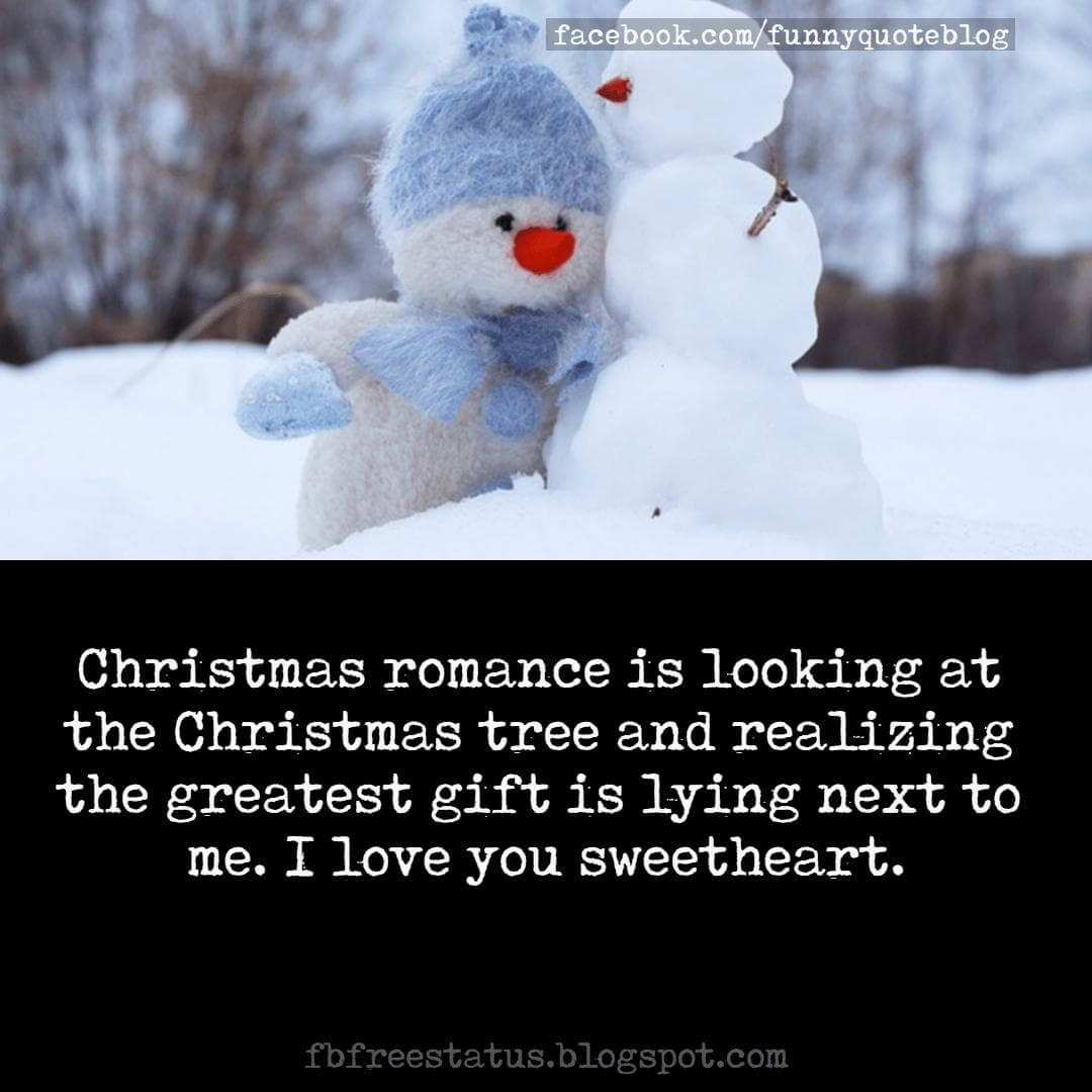Perfect Christmas Love Messages,Quotes for Girlfriend and Boyfriend