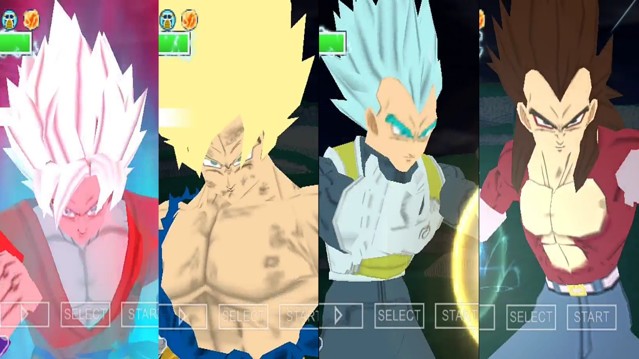 DBZ TTT BT4 MOD Download