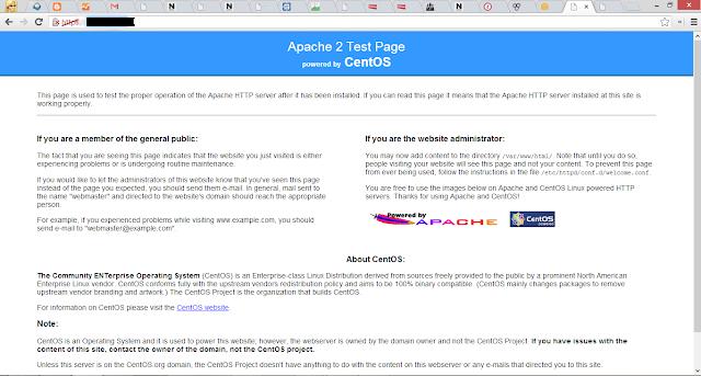 Como instalar un certificado ssl en Apache