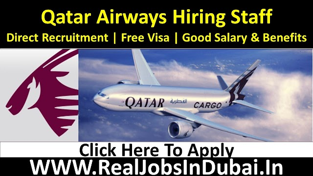 Qatar Airways Hiring Staff In Qatar 2021