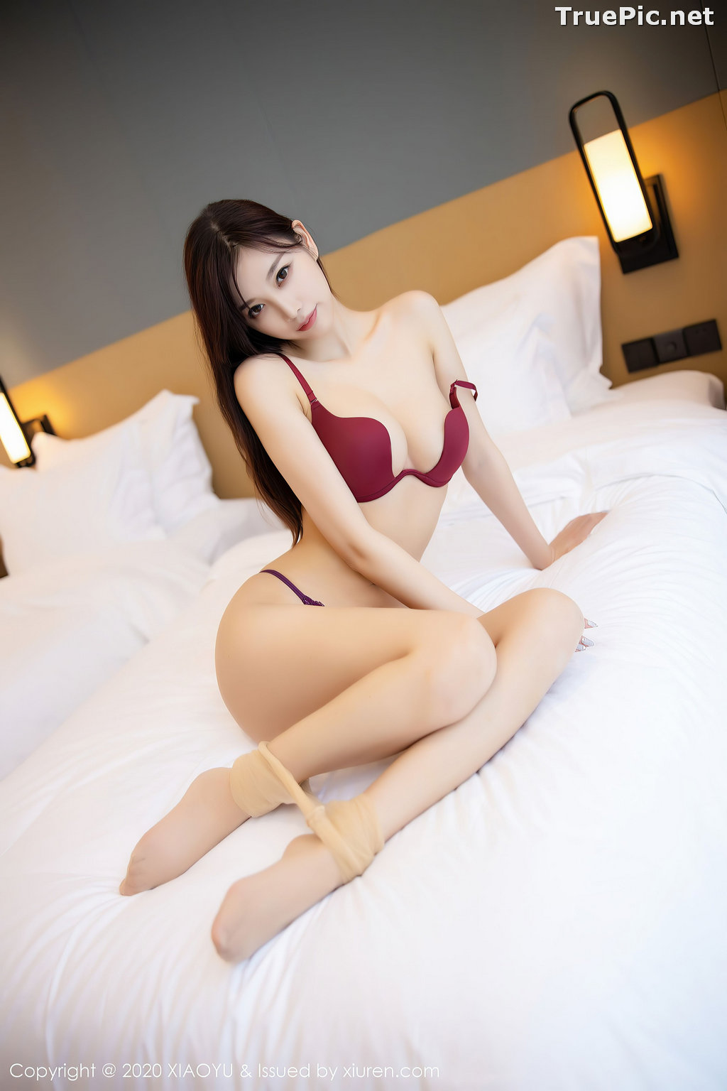 Image XiaoYu Vol.414 - Chinese Model - Yang Chen Chen (杨晨晨sugar) - Sexy Fitness Girl - TruePic.net - Picture-53
