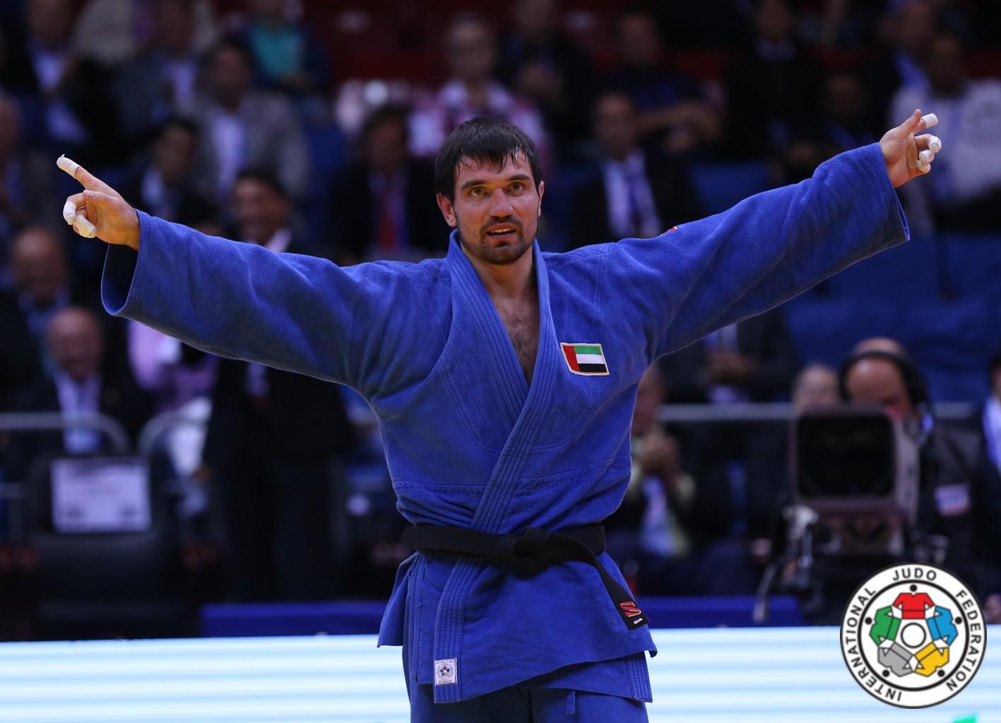 Victor Scvortov judoca dos Emirados