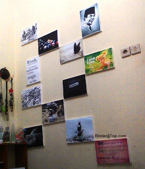 Bikin Sendiri Galeri Foto Menarik di Dinding Kamarmu