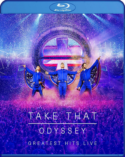 Take That: Odyssey Greatest Hits Live [BD25]