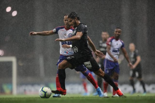 Bahia vence o Botafogo na Arena
