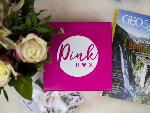 Pink Box November Cosy Feelings