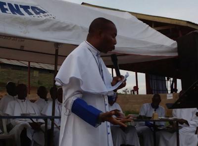 2AAA - Photos from Late Nollywood actor, Pastor Ajidara's funeral in Abeokuta
