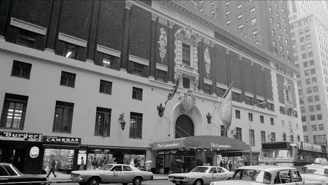 The Commodore Hotel, NYC randommusings.filminspector.com