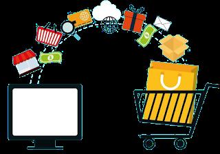 التسوق الالكتروني