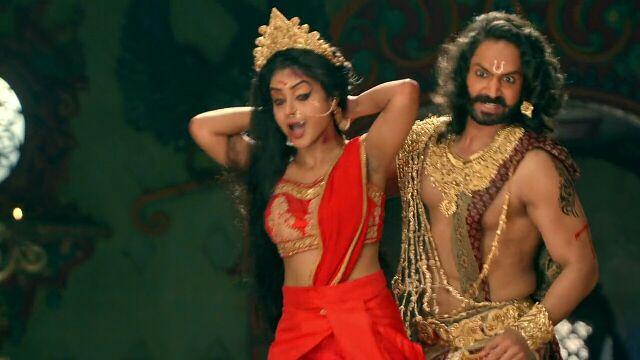 Radha Krishn: Krishna - Arjun Gatha S3  22 September Episode