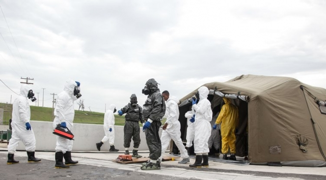 Sergipe recebe treinamento em ameaças químicas, biológicas, radiológicas e nucleares