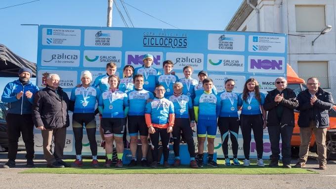 La Copa de Galicia de Ciclocross comienza este fin de semana en Marín