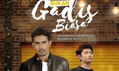 Senarai Pelakon Drama Bukan Gadis Biasa (Akasia TV3)