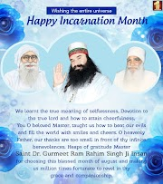 Happy Incarnation Month